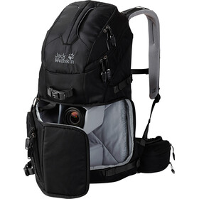 Jack Wolfskin ACS Photo Pack Pro Rygsæk, black